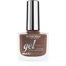 Deborah Milano Smalto Gel Effect lek na nechty s gélovým efektom odtieň 57 8,5 ml