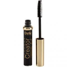 Delia Cosmetics Creator gél na obočie 4 v 1 odtieň Black 7 ml