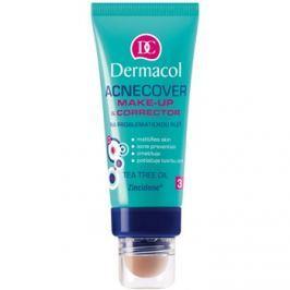 Dermacol Acnecover make-up a korektor pre problematickú pleť, akné odtieň 4  30 ml
