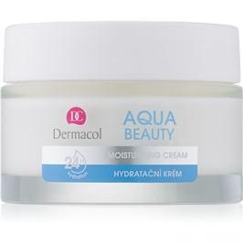 Dermacol Aqua Beauty hydratačný krém pre všetky typy pleti  50 ml