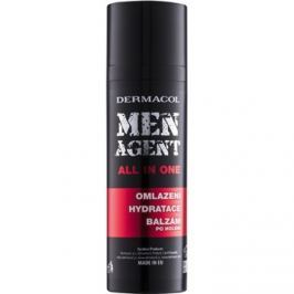 Dermacol Men Agent All in One omladzujúci gél po holení  50 ml
