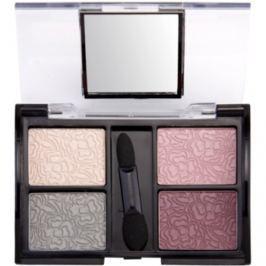Dermacol Quattro Eye Shadows očné tiene  5 g