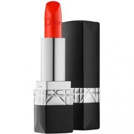 Dior Rouge Dior luxusný vyživujúci rúž odtieň 643 Stand Out 3,5 g