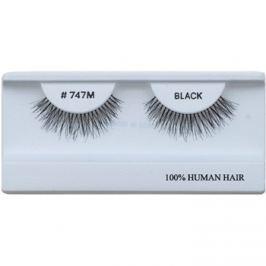 Diva & Nice Cosmetics Accessories nalepovacie riasy z prírodných vlasov No 747M