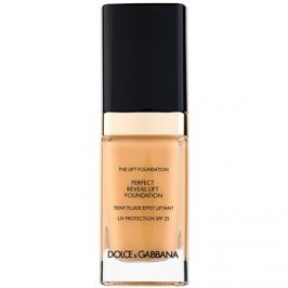 Dolce & Gabbana The Foundation The Lift Foundation make-up s liftingovým účinkom SPF 25 odtieň Natural Glow 100 30 ml