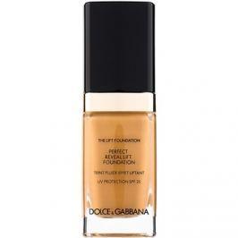 Dolce & Gabbana The Foundation The Lift Foundation make-up s liftingovým účinkom SPF 25 odtieň Amber 148 30 ml