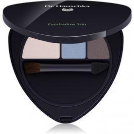 Dr. Hauschka Decorative paleta očných tieňov odtieň 01 sapphire 4,4 g