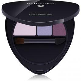 Dr. Hauschka Decorative paleta očných tieňov odtieň 03 ametrine 4,4 g