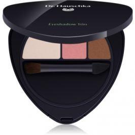 Dr. Hauschka Decorative paleta očných tieňov odtieň 04 sunstone 4,4 g