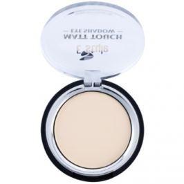 E style Matt Touch matné očné tiene odtieň 02 Vanilla 6 g