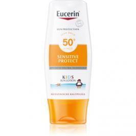 Eucerin Sun Kids ochranné mlieko pre deti SPF50+  150 ml