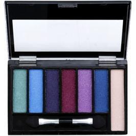 Freedom Pro Shade & Brighten Play paleta očných tieňov s rozjasňovačom  5,6 g