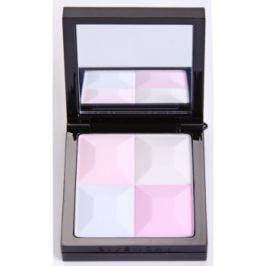 Givenchy Le Prisme kompaktný púder so štetčekom odtieň 81 Pastel Tulle  11 g