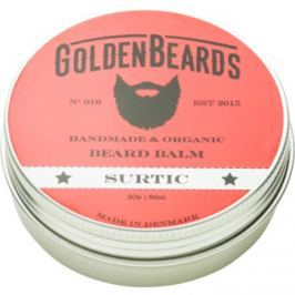 Golden Beards Surtic balzam na fúzy  60 ml