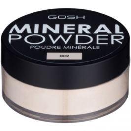 Gosh Mineral Powder minerálny púder odtieň 002 Ivory 8 g