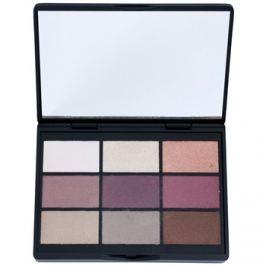 Gosh Shadow Collection paleta očných tieňov so zrkadielkom 001 To Enjoy in New York 12 g