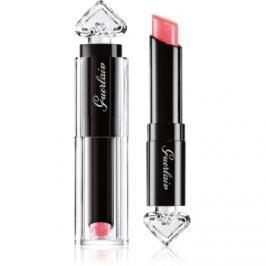 Guerlain La Petite Robe Noire parfémovaný ošetrujúci rúž odtieň 001 My First Lipstick 2,8 g