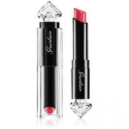 Guerlain La Petite Robe Noire parfémovaný ošetrujúci rúž odtieň 061 Pink Ballerinas 2,8 g