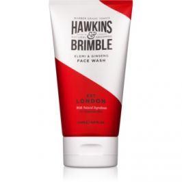 Hawkins & Brimble Natural Grooming Elemi & Ginseng umývací gél na tvár  150 ml