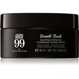 House 99 Smooth Back pomáda na vlasy pre mužov  90 ml