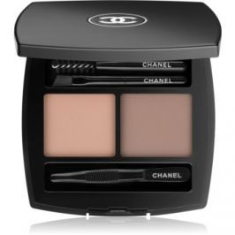 Chanel La Palette Sourcils de Chanel sada pre dokonalé obočie 40 Naturel 4 g