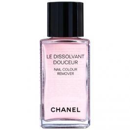 Chanel Le Dissolvant Douceur odlakovač na nechty s arganovým olejom  50 ml