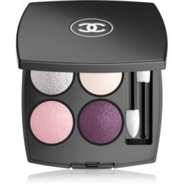 Chanel Les 4 Ombres intenzívne očné tiene odtieň 272 Tissé Dimension 2 g