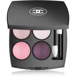 Chanel Les 4 Ombres intenzívne očné tiene odtieň 228 Tissé Cambon 2 g