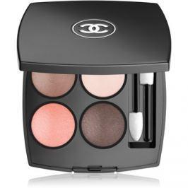 Chanel Les 4 Ombres intenzívne očné tiene odtieň 204 Tissé Vendome 2 g