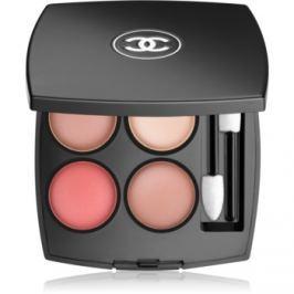 Chanel Les 4 Ombres intenzívne očné tiene odtieň 268 Candeur Et Expérience 2 g