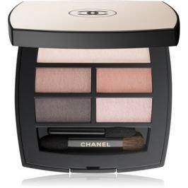 Chanel Les Beiges paleta očných tieňov  4,5 g