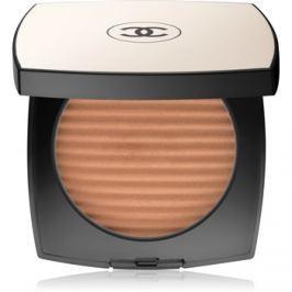 Chanel Les Beiges bronzujúca lícenka odtieň Deep 12 g