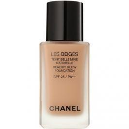 Chanel Les Beiges rozjasňujúci make-up pre prirodzený vzhľad SPF 25 odtieň N°40  30 ml