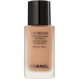 Chanel Les Beiges rozjasňujúci make-up pre prirodzený vzhľad SPF 25 odtieň N°50  30 ml