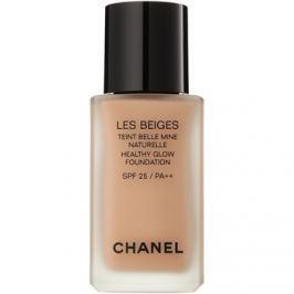 Chanel Les Beiges rozjasňujúci make-up pre prirodzený vzhľad SPF 25 odtieň N° 42 Rosé  30 ml