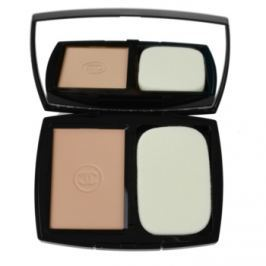Chanel Mat Lumière Compact rozjasňujúci púder odtieň 100 Intense (SPF 10) 13 g