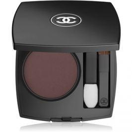 Chanel Ombre Première matné očné tiene odtieň 24 Chocolate Brown 2,2 g