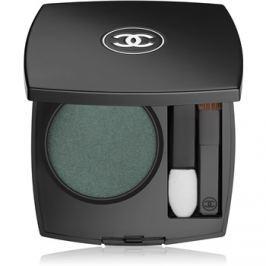 Chanel Ombre Première očné tiene so saténovým efektom odtieň 18 Verde 2,2 g