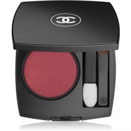 Chanel Ombre Première metalické očné tiene odtieň 36 Désert Rouge 1,5 g