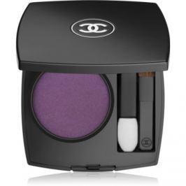 Chanel Ombre Première očné tiene so saténovým efektom odtieň 30 Vibrant Violet 2,2 g