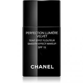 Chanel Perfection Lumière Velvet zamatový make-up pre matný vzhľad odtieň 50 Beige 30 ml