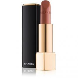 Chanel Rouge Allure intenzívny dlhotrvajúci rúž odtieň 168 Rouge Ingénue 3,5 g
