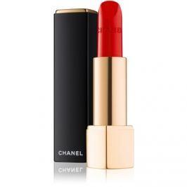 Chanel Rouge Allure Velvet zamatový rúž s matným efektom odtieň 57 Rouge Feu  3,5 g