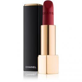 Chanel Rouge Allure Velvet zamatový rúž s matným efektom odtieň 58 Rouge Vie  3,5 g