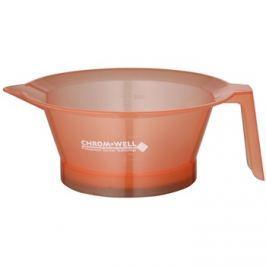 Chromwell Accessories Pink miska na miešanie farby  1 ks