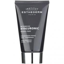 Institut Esthederm Intensive Hyaluronic vyhladzujúca maska pre hĺbkovú hydratáciu pleti  75 ml