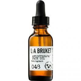 L:A Bruket Face pleťový olej s výťažkami z pomarančov pre normálnu až suchú pleť  30 ml