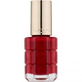 L'Oréal Paris Color Riche lak na nechty odtieň 558 Rouge Amour 13,5 ml