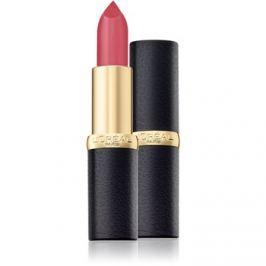 L'Oréal Paris Color Riche Matte hydratačný rúž s matným efektom odtieň 104 Strike a Rose 3,6 g