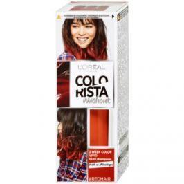 L'Oréal Paris Colorista Washout vymývajúca sa farba na vlasy   odtieň Red  80 ml